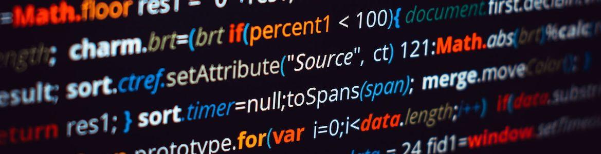 program code screenshot it programming outsourcing